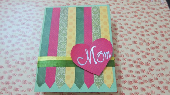 Love you Mom.. Card